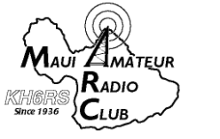KH6RS | Maui Amateur Radio Club